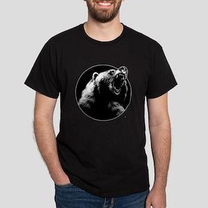 Menacing Grizzly Bear T-Shirt