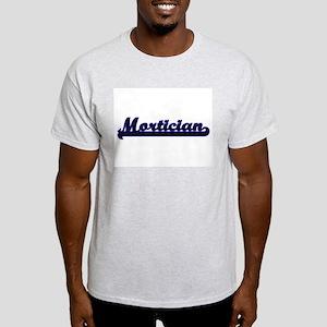 Mortician Classic Job Design T-Shirt
