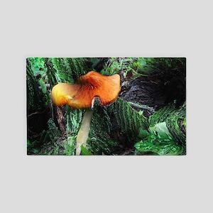 Magic Mushroom Area Rug