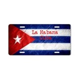 Cuba License Plates