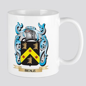 Beale Coat of Arms - Family Crest Mugs