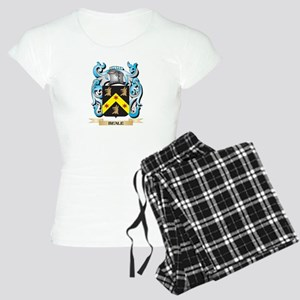 Beale Coat of Arms - Family Crest Pajamas