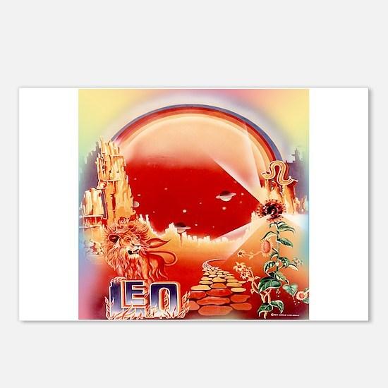 70's Vintage LEO Postcards (Package of 8)