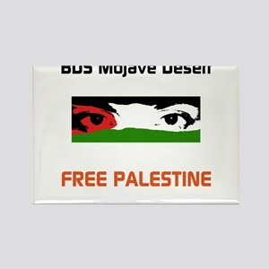 BDS Mojave Desert FREE PALESTINE Magnets