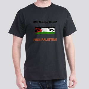 BDS Mojave Desert FREE PALESTINE T-Shirt