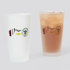 Oef Aircrew Aw Drinking Glass