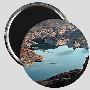 Dangling Rope Marina, Lake Powell, Utah, U Magnets