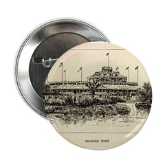 1874 ~ Spanish Fort Button