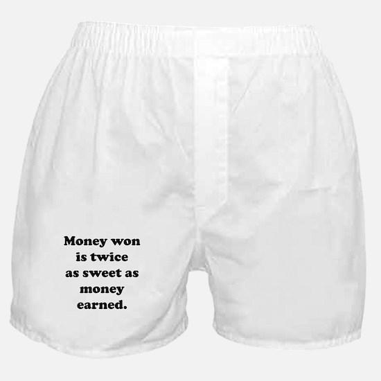Cute Craps Boxer Shorts