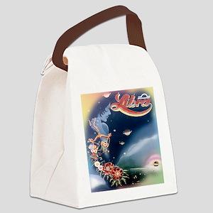70's Vintage LIBRA Canvas Lunch Bag