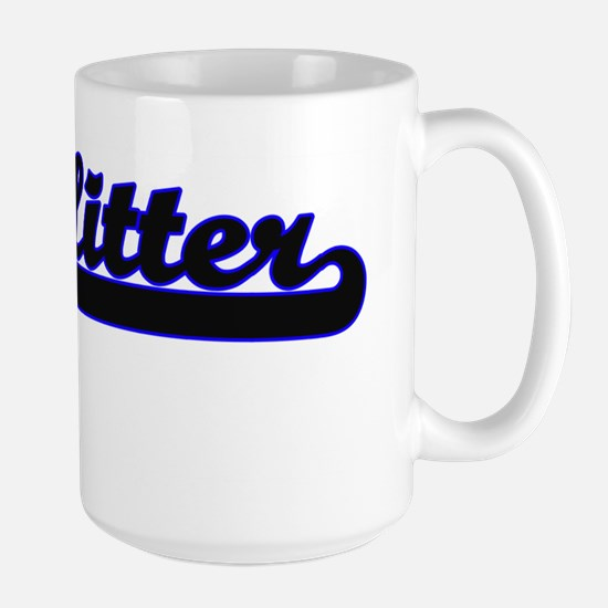 Pipefitter Classic Job Design Mugs