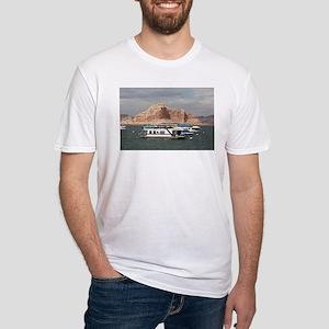Houseboat, Lake Powell, Arizona, USA 3 T-Shirt
