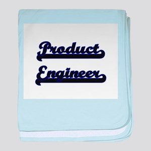Product Engineer Classic Job Design baby blanket