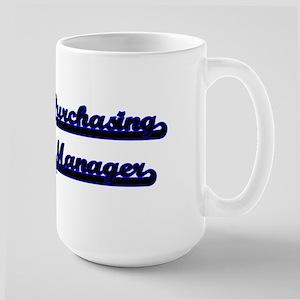 Purchasing Manager Classic Job Design Mugs