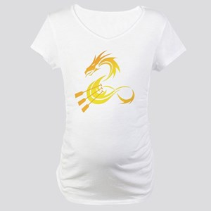 3 paddles Maternity T-Shirt