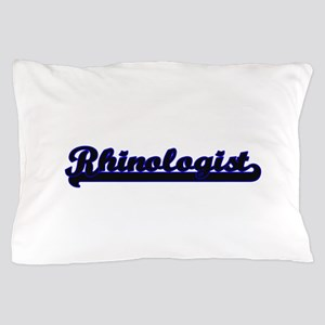 Rhinologist Classic Job Design Pillow Case