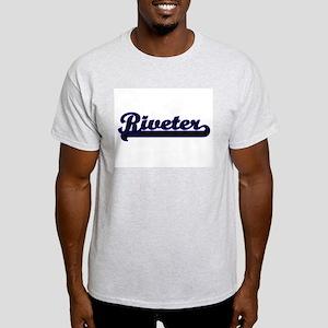 Riveter Classic Job Design T-Shirt