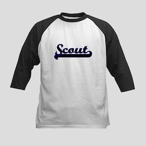 Scout Classic Job Design Baseball Jersey