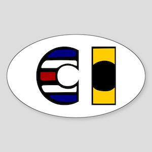 CI Sticker