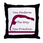 Gymnastics Pillow - Perform