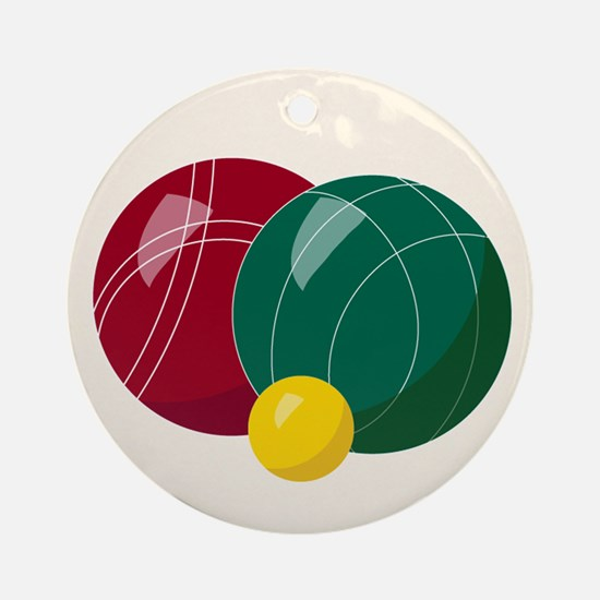 Bocce Balls Ornament