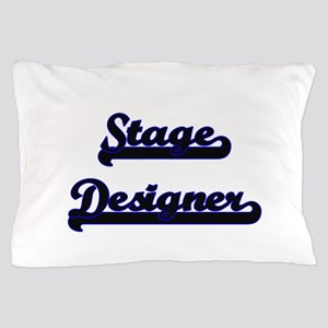 Stage Designer Classic Job Design Pillow Case