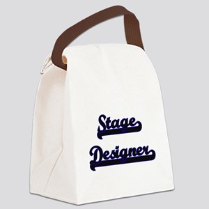 Stage Designer Classic Job Design Canvas Lunch Bag