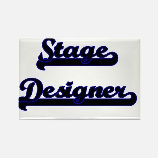 Stage Designer Classic Job Design Magnets