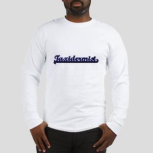 Taxidermist Classic Job Design Long Sleeve T-Shirt