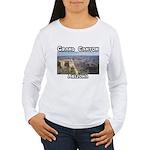 Grand Canyon Women's Long Sleeve T-Shirt