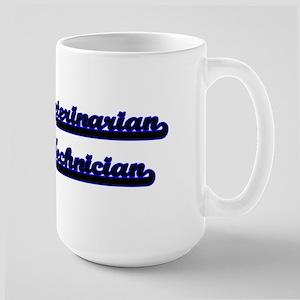 Veterinarian Technician Classic Job Design Mugs
