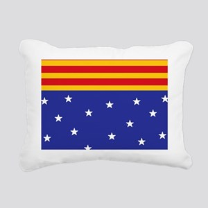Primary Rectangular Canvas Pillow
