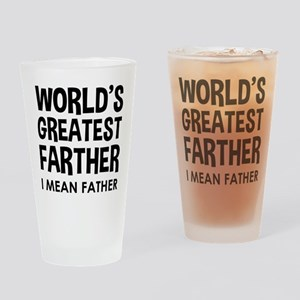 World's Greatest Farter - I Mean Father Drinking G