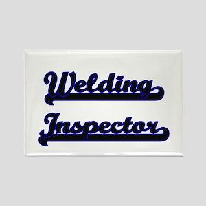 Welding Inspector Classic Job Design Magnets