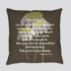 Nurse Prayer Everyday Pillow