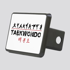 Taekwondo Rectangular Hitch Cover