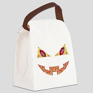 Evil Jack Canvas Lunch Bag