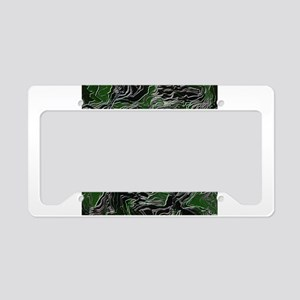 Camo effect License Plate Holder