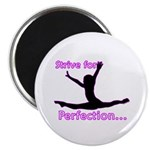 Gymnastics Magnets (100) Perfection