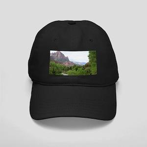 Zion National Park, Utah Black Cap