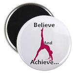 Gymnastics Magnets (10) - Believe