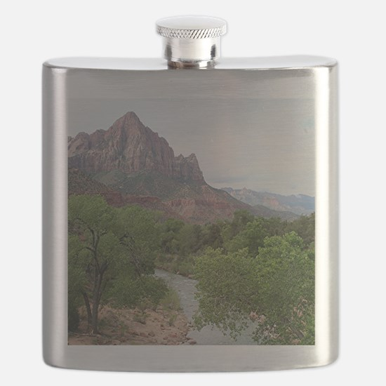 Zion National Park, Utah Flask