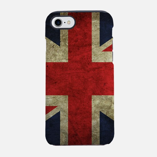 Grunge Flag Of England iPhone 7 Tough Case