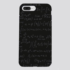 Scientific Formula On Bla iPhone 7 Plus Tough Case
