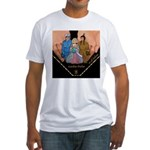 Wizards & Witches Fitted T-Shirt