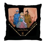Wizards & Witches  Throw Pillow