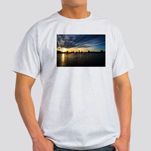 Blazing Boston Sunset T-Shirt
