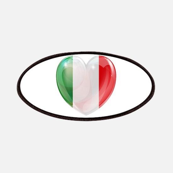 My Italian Heart Patch