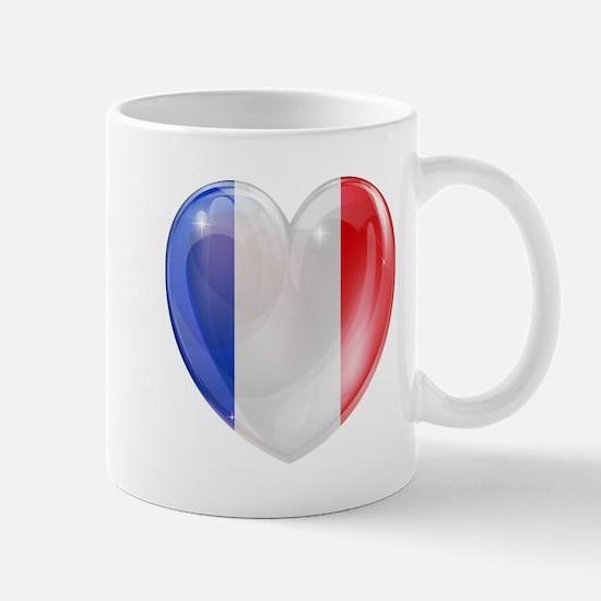 My French Heart Mug