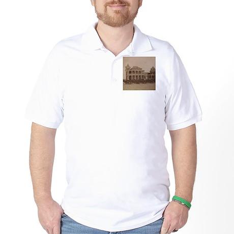 ca. 1880 ~ West End Hotel Golf Shirt